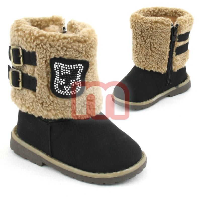 new style f01d2 38459 Mädchen Fell Stiefel Schuhe Gr. 18-23 je 8,90 EUR - maranox ...