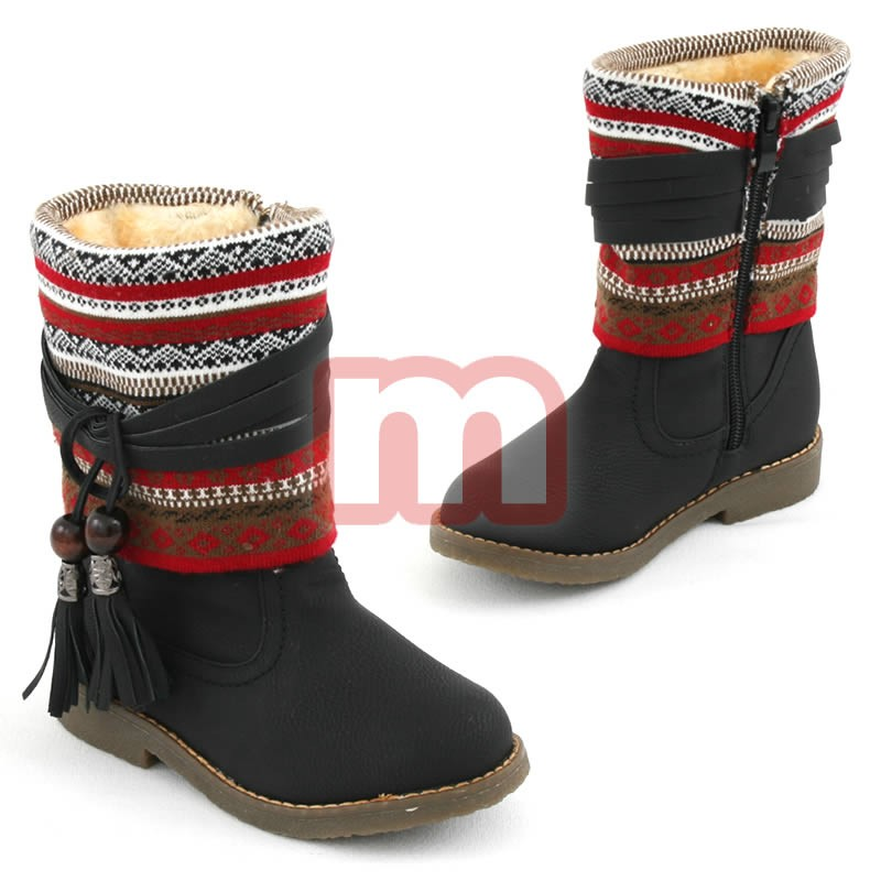 Mädchen Fell Stiefel Schuhe Gr. 24 29 je 10,50 EUR maranox