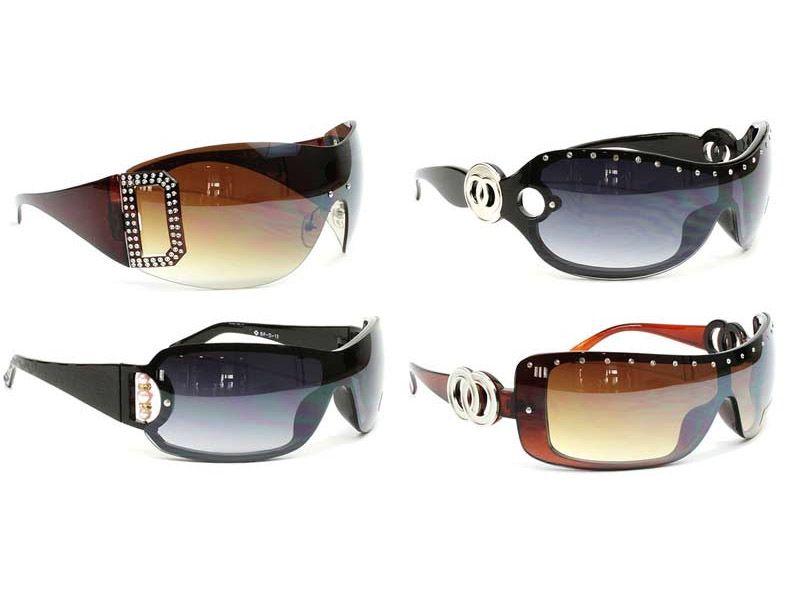 modische damen sonnenbrillen mit strass nur 2 59 eur. Black Bedroom Furniture Sets. Home Design Ideas