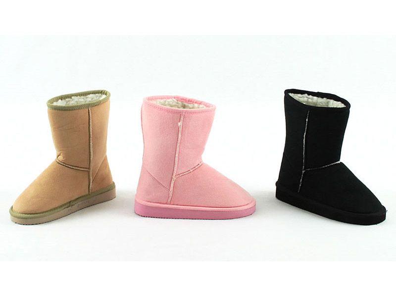 separation shoes 9161a 0f5ca Jungen Mädchen Winter Stiefel Gr. 29-35 für 6,50 EUR ...