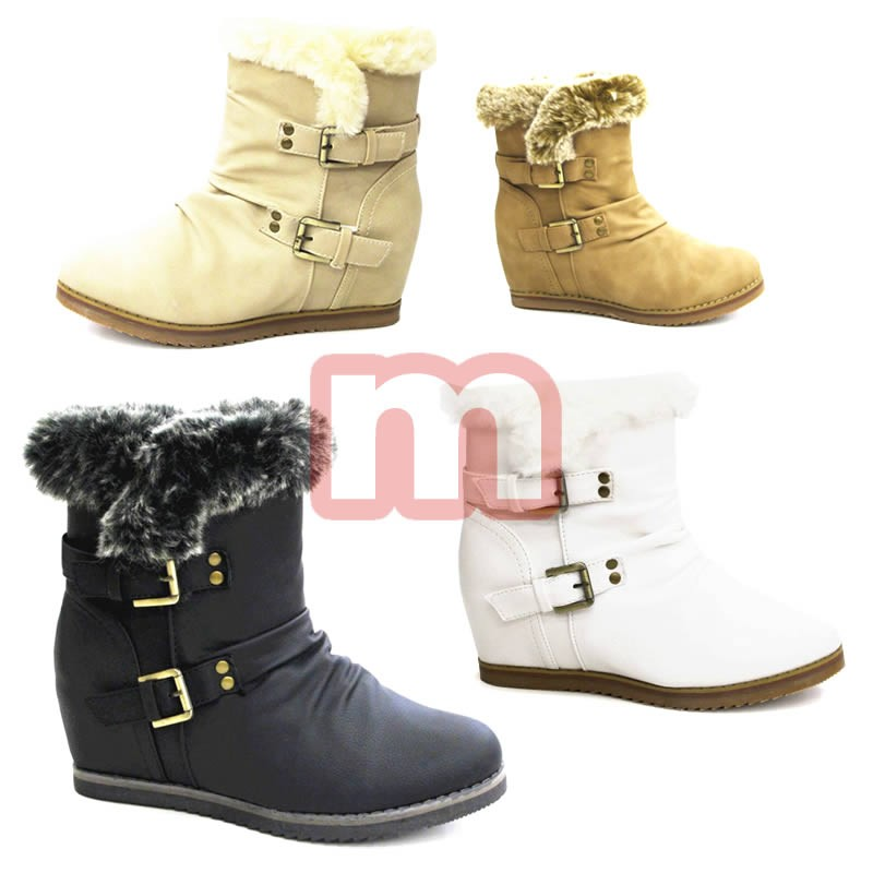 damen herbst winter stiefel schuhe gr 36 41 je 12 90 eur. Black Bedroom Furniture Sets. Home Design Ideas