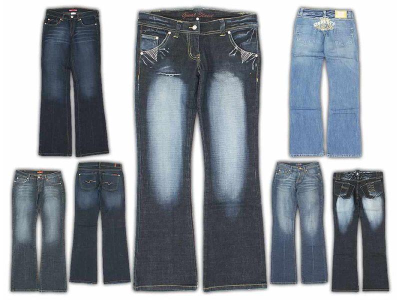 damen jeans vintage hosen gr 28 36 nur 4 90 eur maranox. Black Bedroom Furniture Sets. Home Design Ideas