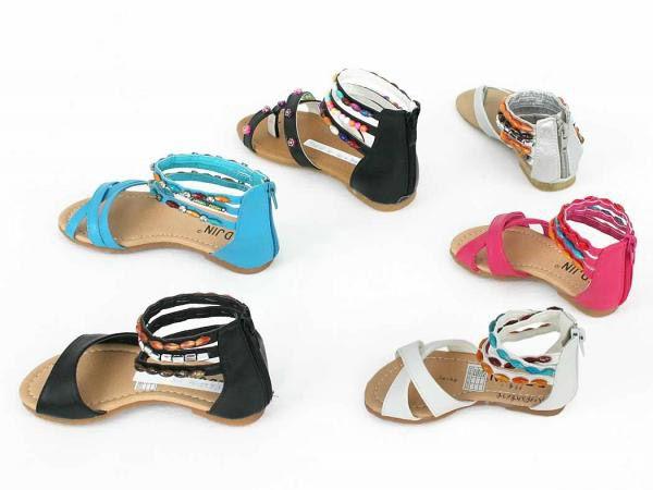 Mädchen Sandalen Schuhe Gr. 20 36 für 4,90 EUR maranox